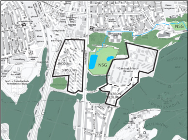 Karte Konversion Darmstadt Süd
