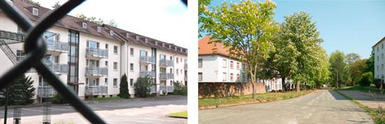 Foto von Lincoln-Siedlung und Cambrai-Fritsch-Kaserne